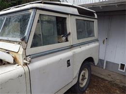 Picture of '64 Land Rover Series IIA located in Idaho - $5,400.00 - E8JT
