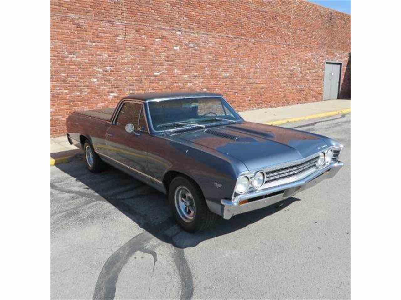 Large Picture of Classic '67 Chevrolet El Camino located in Olathe Kansas - E8OC