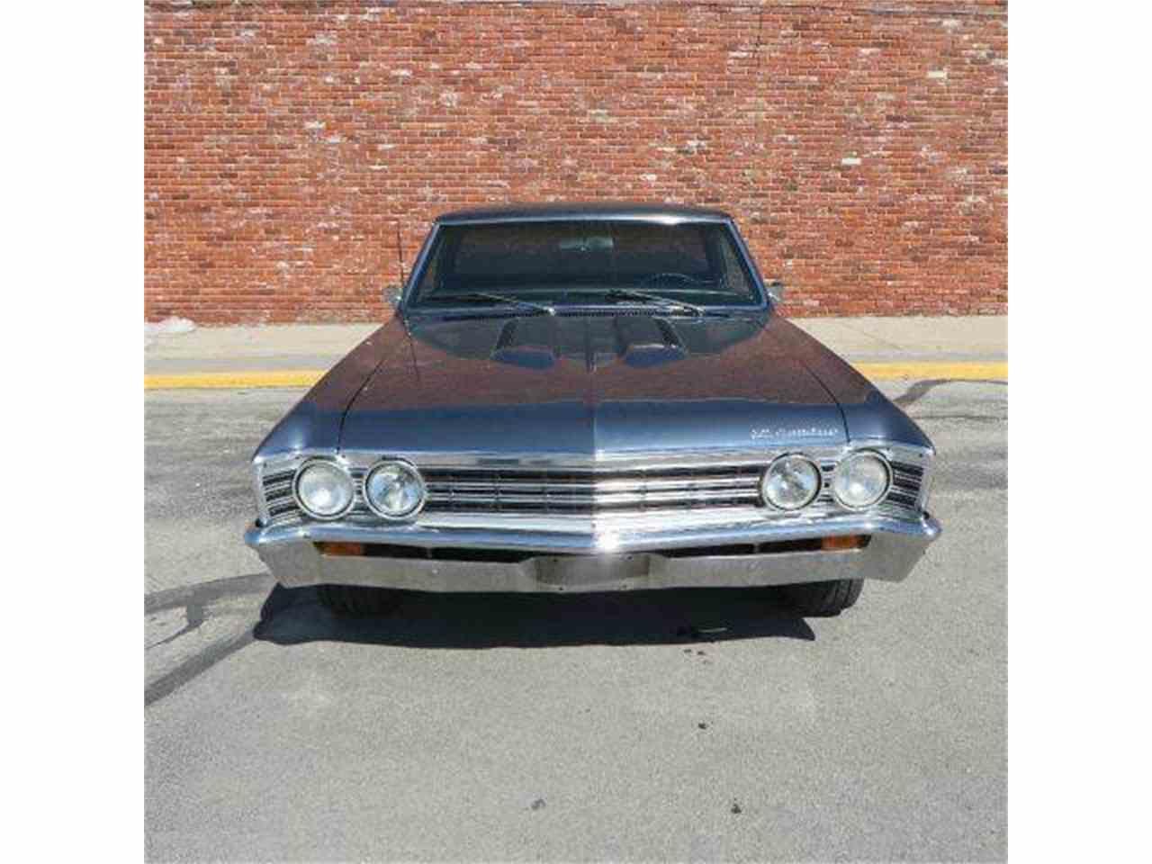 Large Picture of Classic 1967 El Camino - $12,995.00 - E8OC