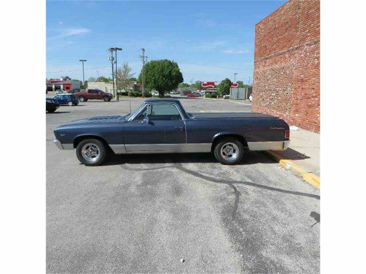Large Picture of Classic '67 Chevrolet El Camino located in Kansas - E8OC