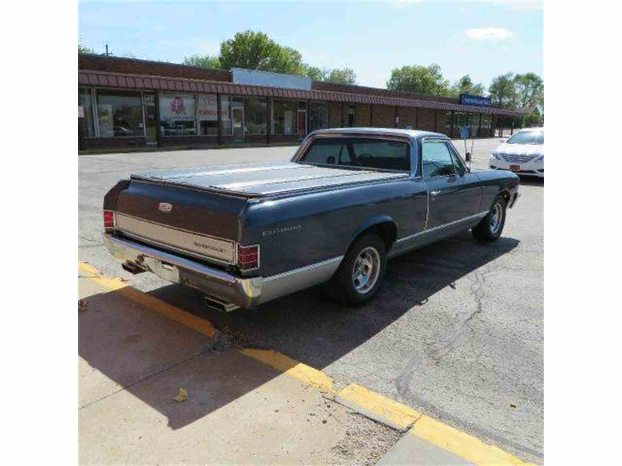 Large Picture of Classic 1967 Chevrolet El Camino located in Olathe Kansas Offered by All American Auto Mart Inc - E8OC