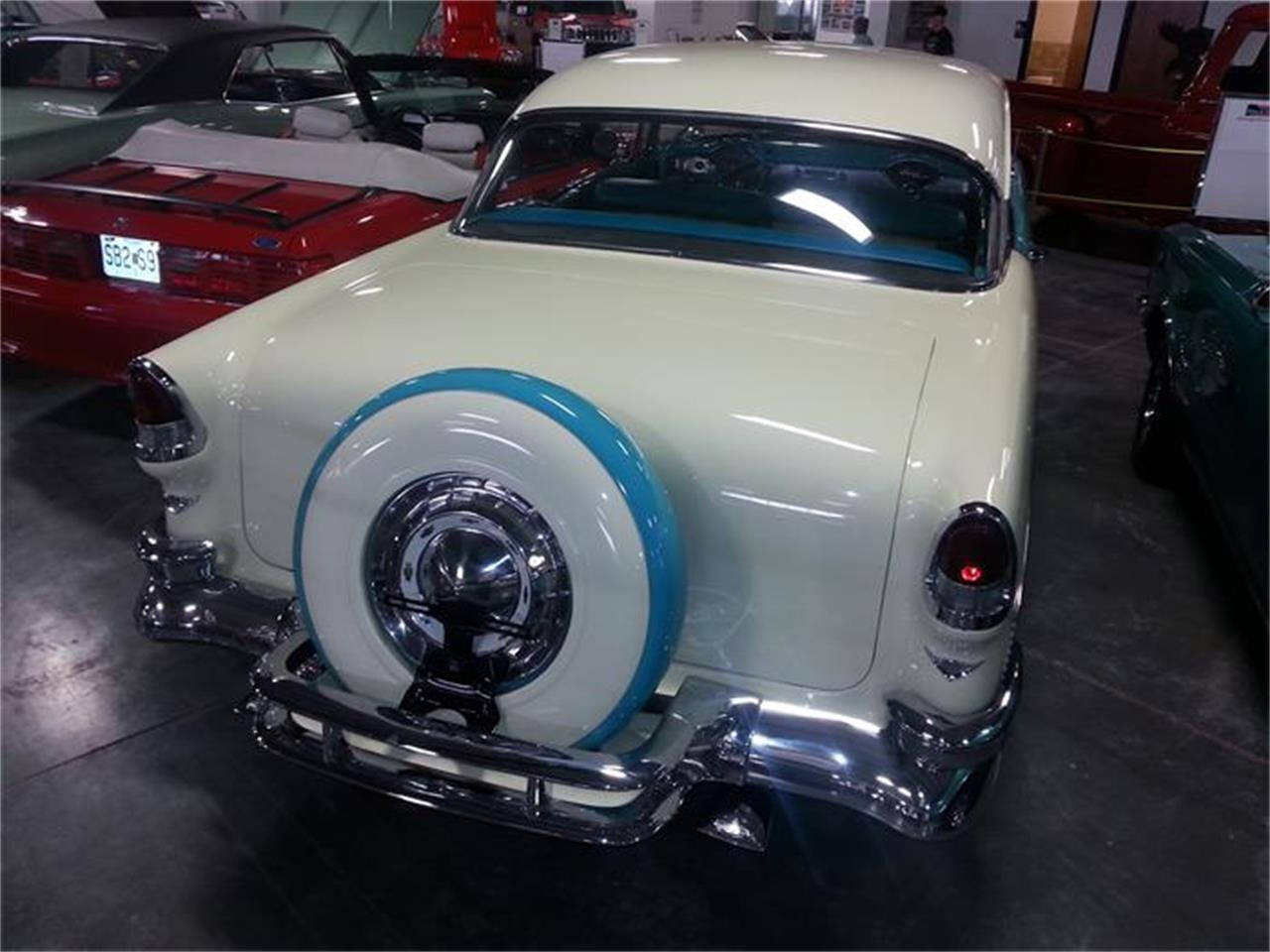 Large Picture of '56 Bel Air - E8V0