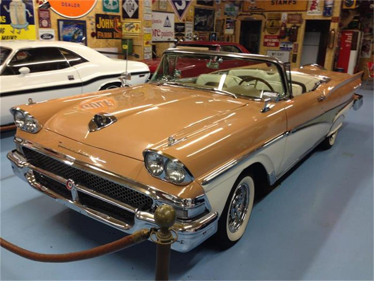 Large Picture of 1958 Skyliner - $55,000.00 Offered by Branson Auto & Farm Museum - E8VD