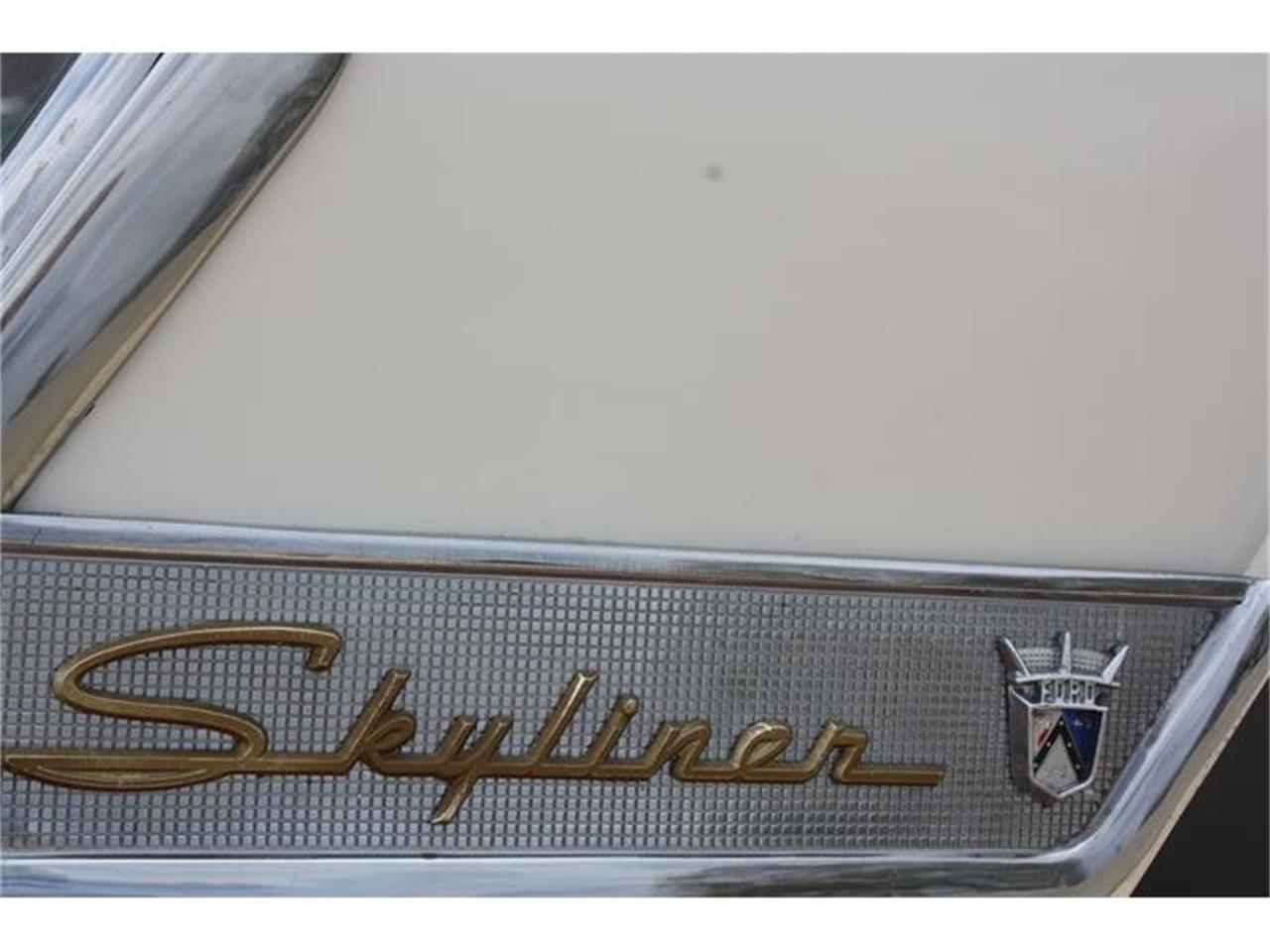 Large Picture of Classic 1958 Ford Skyliner - E8VD