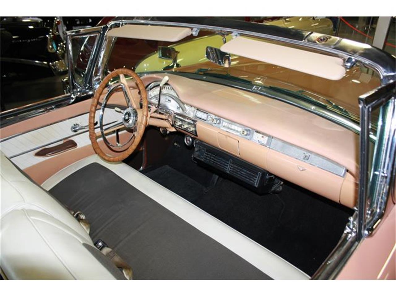 Large Picture of 1958 Ford Skyliner located in Missouri Offered by Branson Auto & Farm Museum - E8VD
