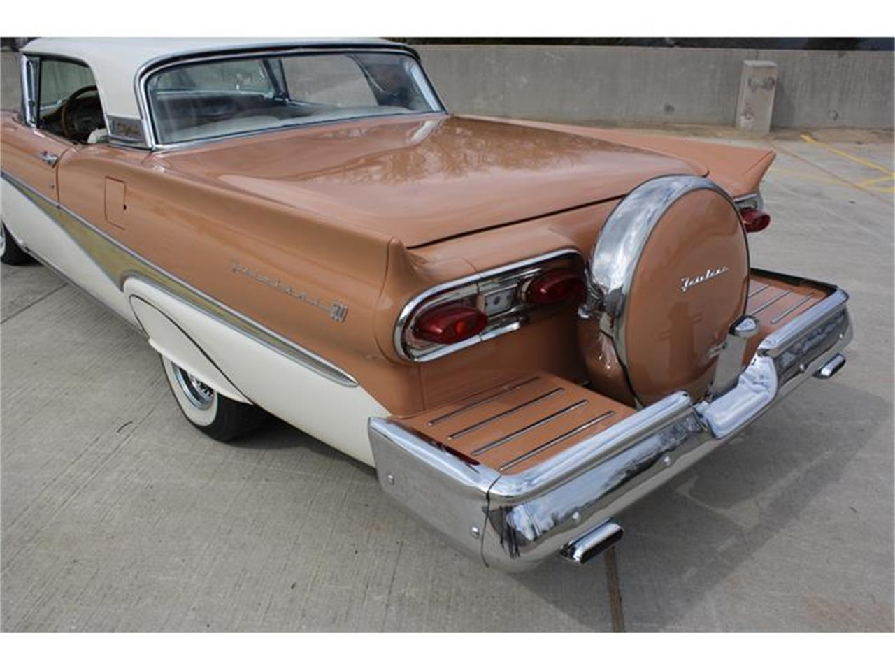 Large Picture of Classic '58 Skyliner Offered by Branson Auto & Farm Museum - E8VD