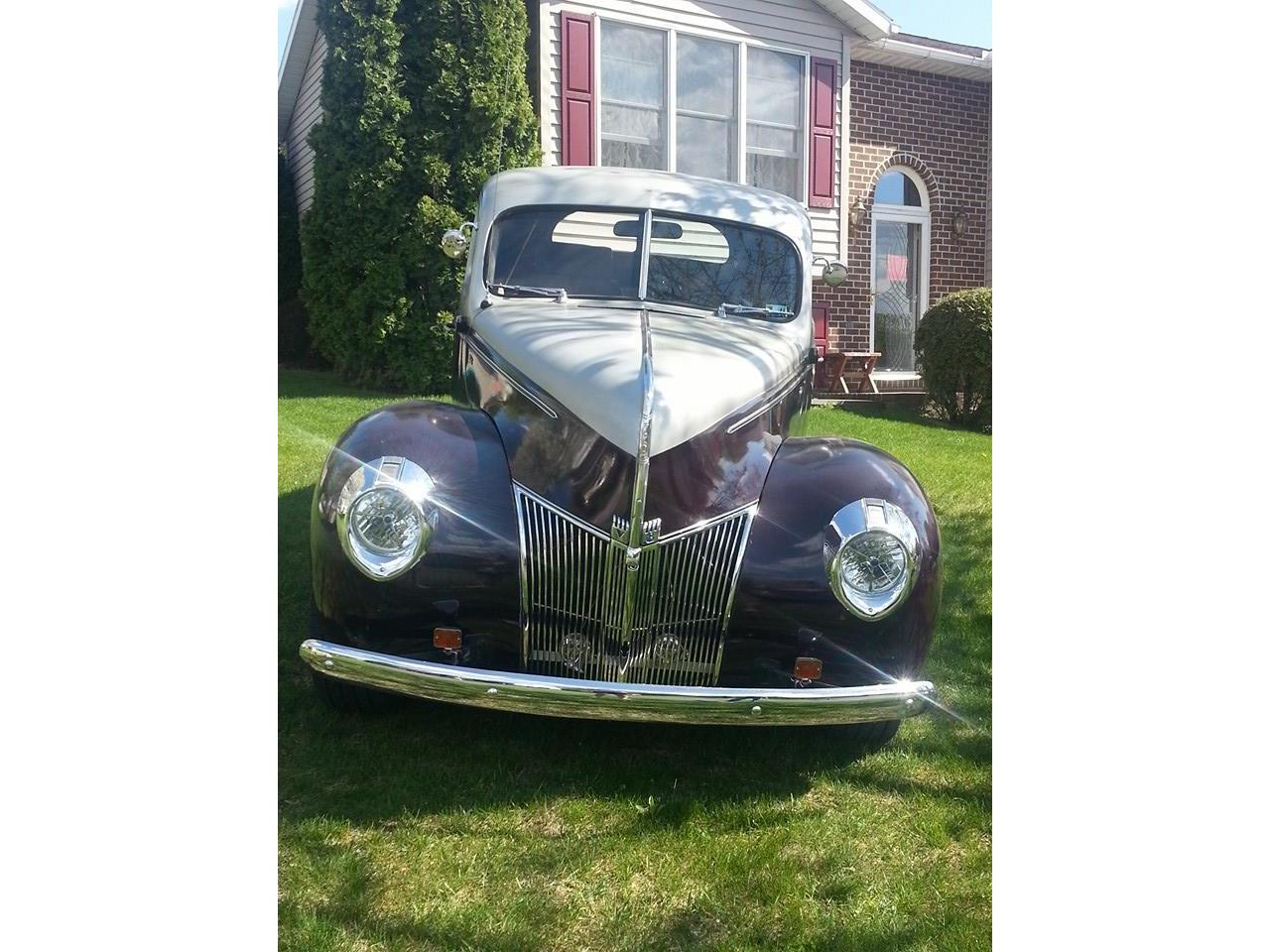 Large Picture of Classic 1940 Coupe Offered by a Private Seller - E8VP