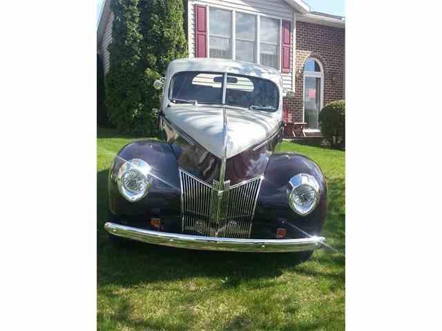 Picture of Classic '40 Coupe located in Pennsylvania - $28,000.00 - E8VP