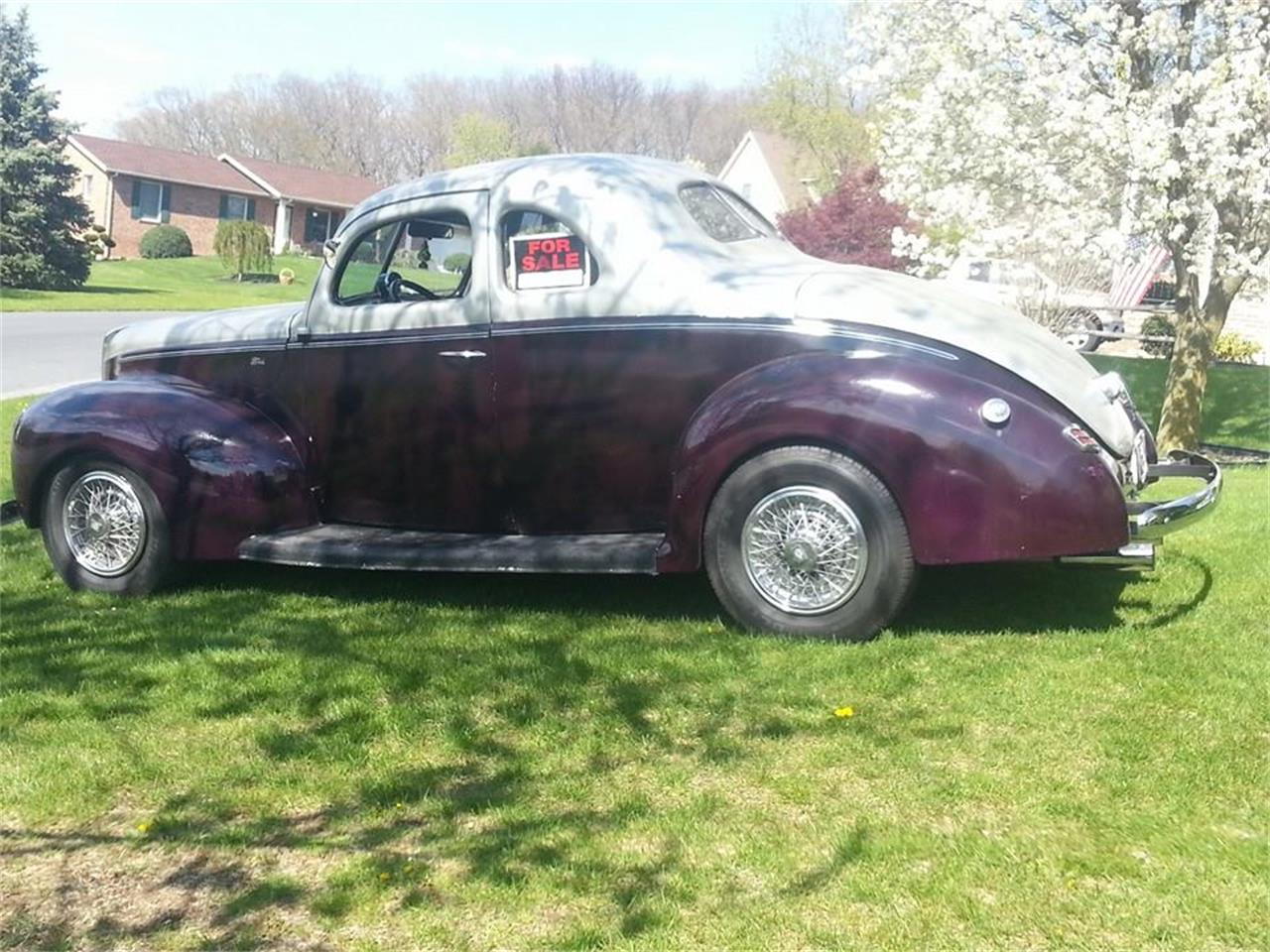 Large Picture of '40 Ford Coupe Offered by a Private Seller - E8VP