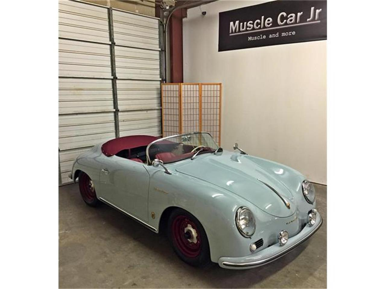 Large Picture of Classic '57 Porsche Speedster located in Alpharetta Georgia - $34,250.00 - E92L
