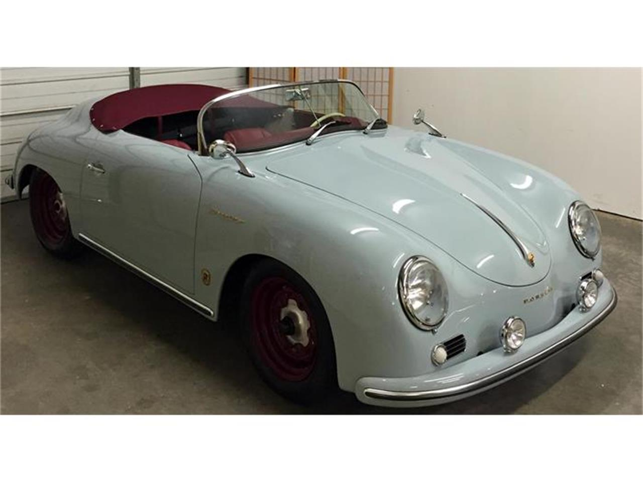 Large Picture of 1957 Porsche Speedster located in Alpharetta Georgia - E92L