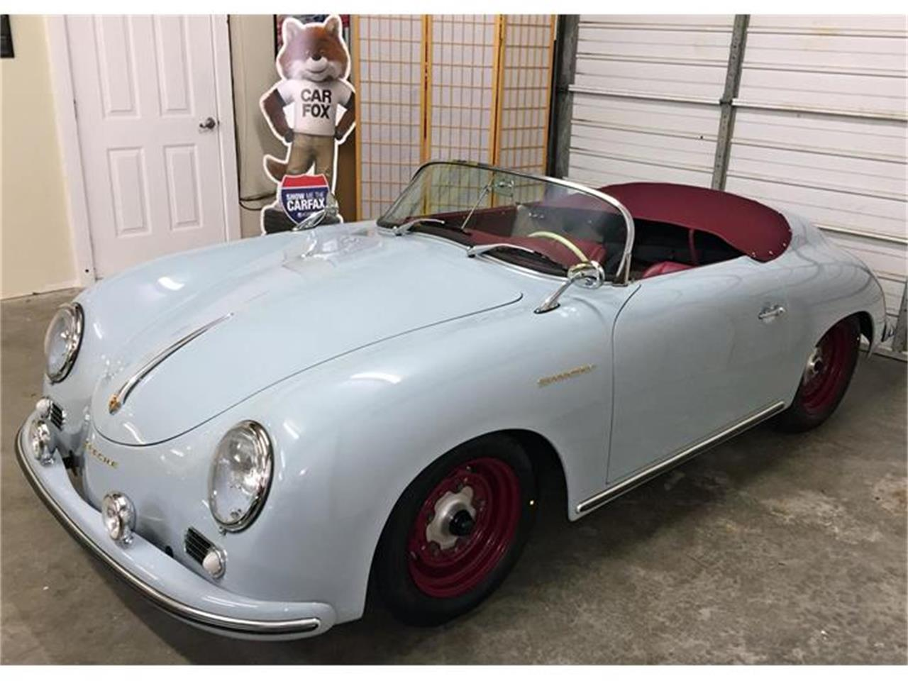 Large Picture of 1957 Porsche Speedster located in Alpharetta Georgia - $34,250.00 - E92L