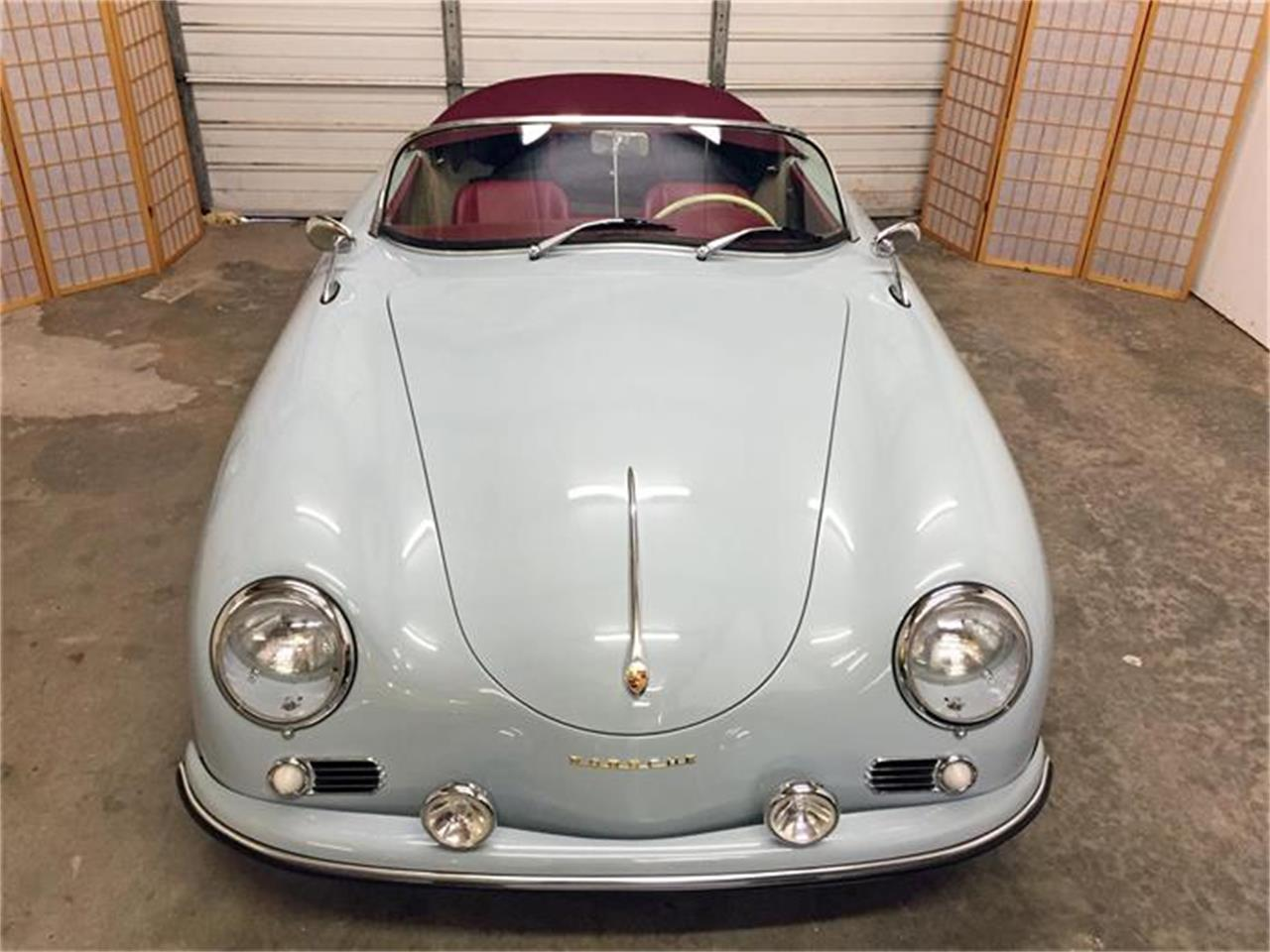Large Picture of '57 Speedster located in Alpharetta Georgia Offered by Muscle Car Jr - E92L