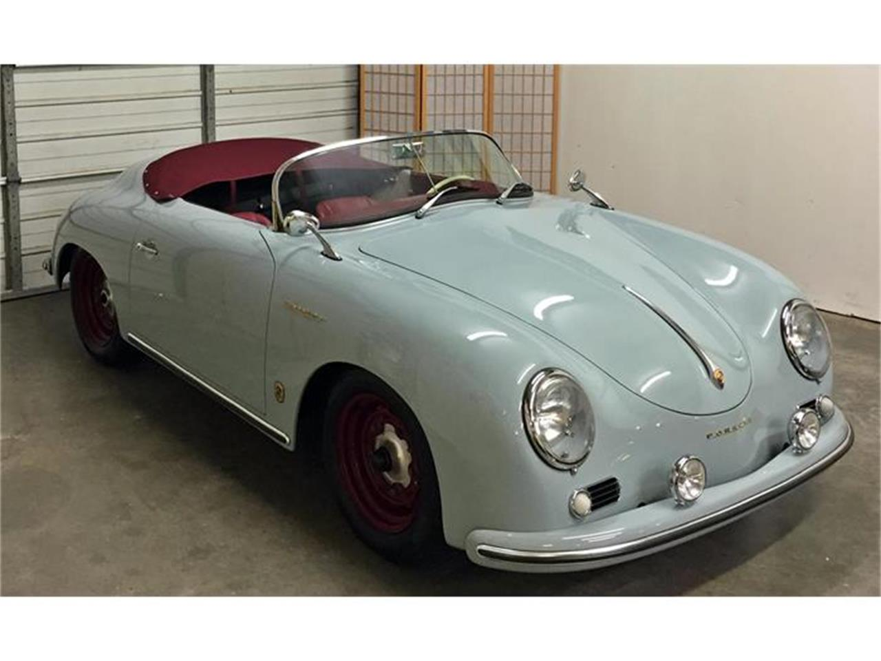 Large Picture of 1957 Speedster - E92L