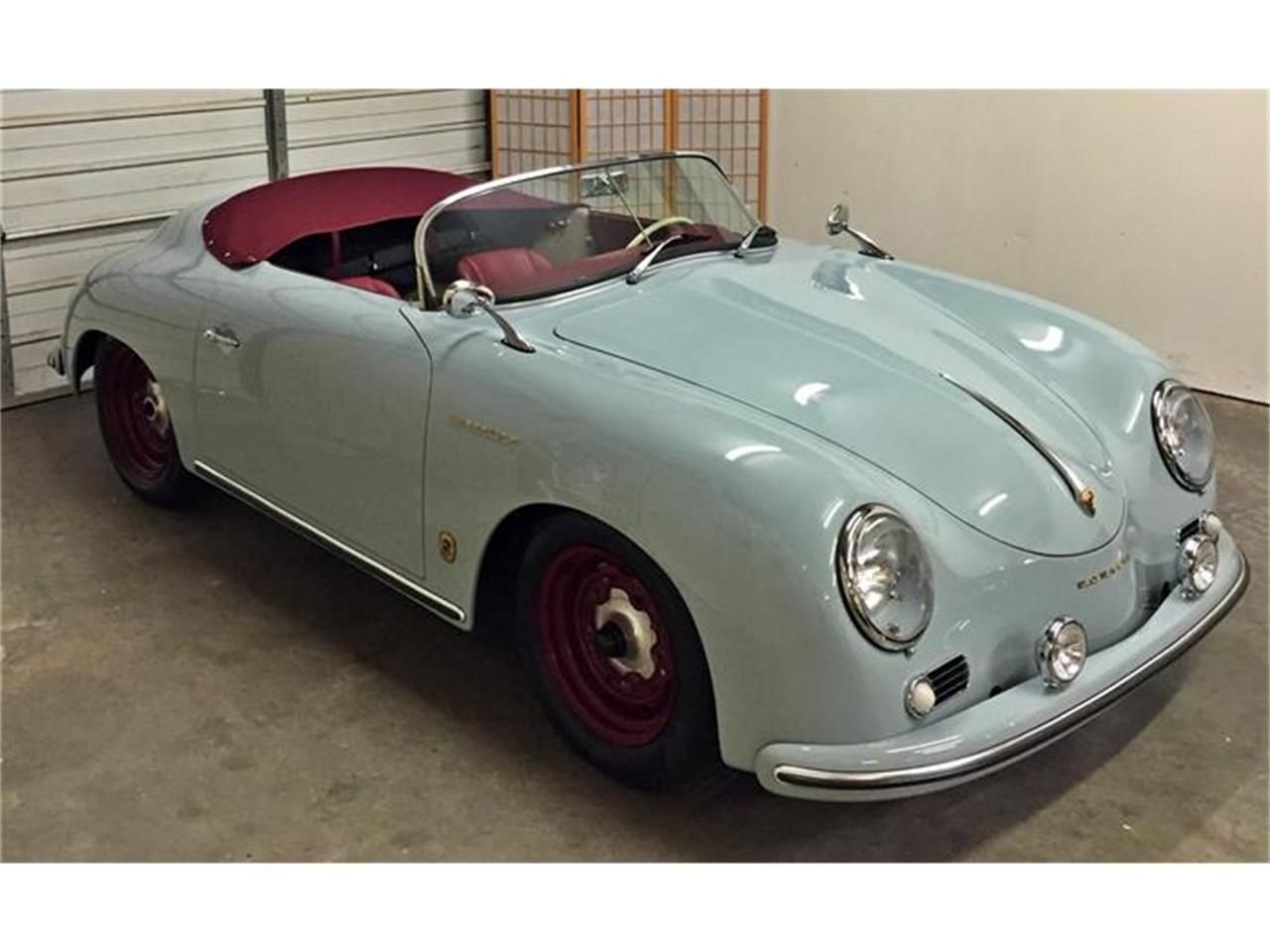Large Picture of 1957 Speedster located in Alpharetta Georgia - E92L