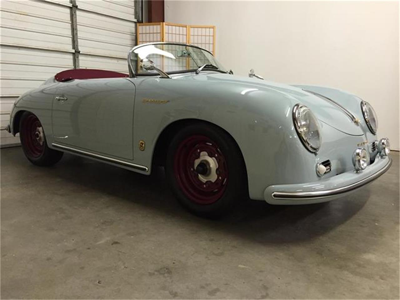 Large Picture of Classic 1957 Porsche Speedster located in Georgia - $34,250.00 - E92L