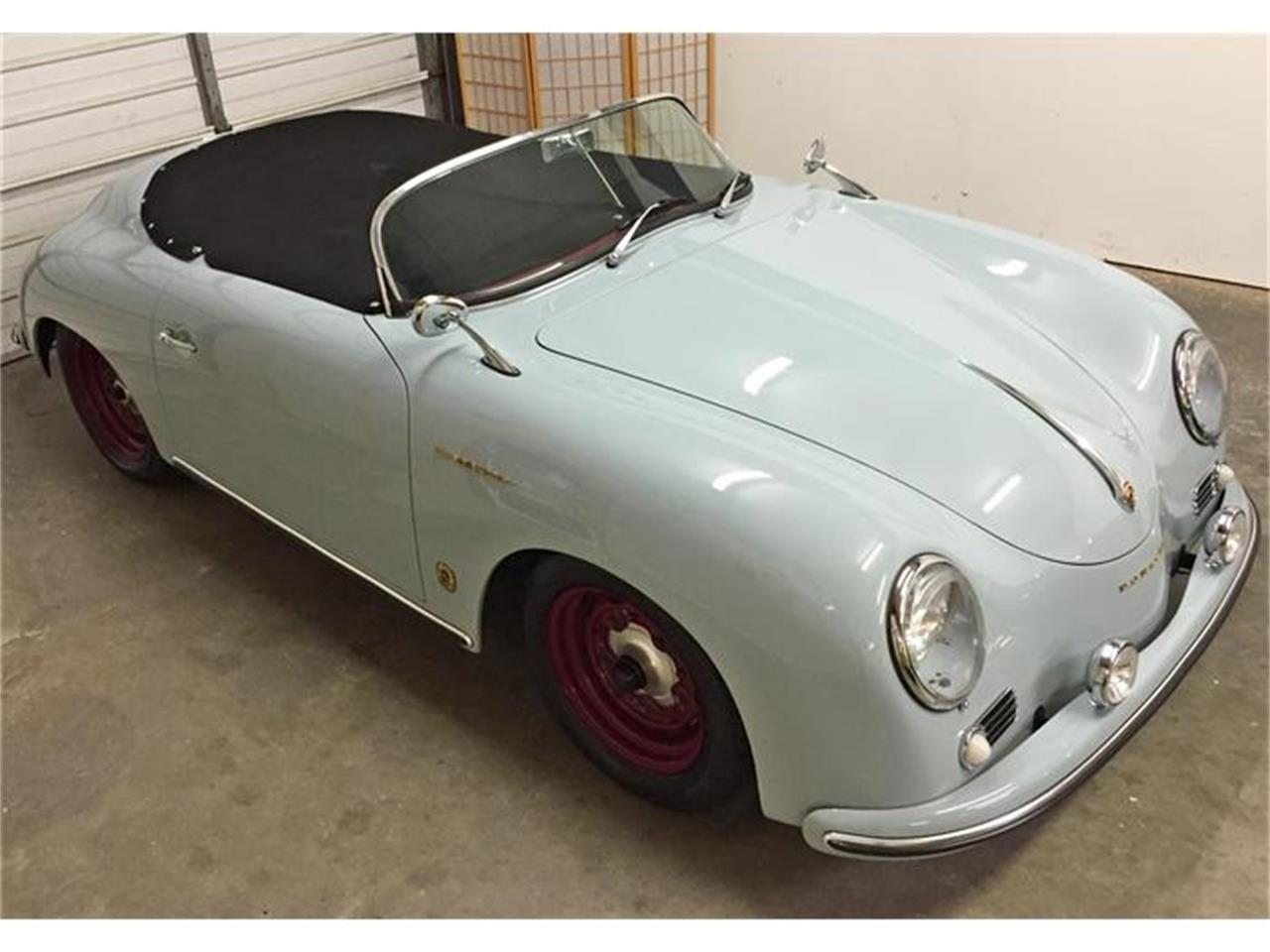 Large Picture of 1957 Porsche Speedster located in Georgia - $34,250.00 Offered by Muscle Car Jr - E92L
