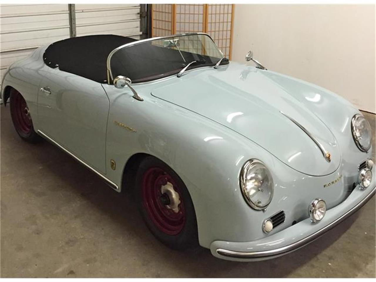Large Picture of 1957 Speedster located in Alpharetta Georgia - $34,250.00 - E92L
