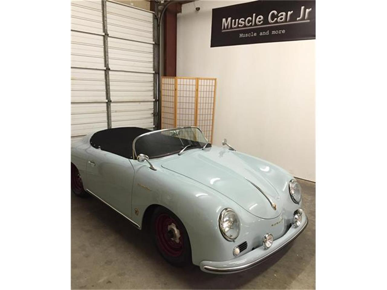 Large Picture of '57 Porsche Speedster Offered by Muscle Car Jr - E92L