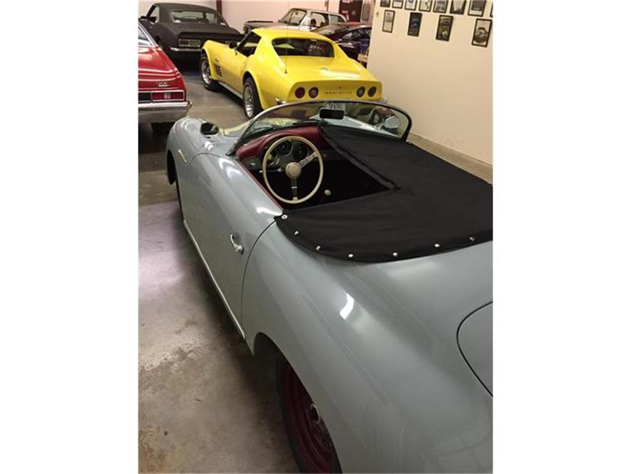 Large Picture of Classic 1957 Porsche Speedster - E92L