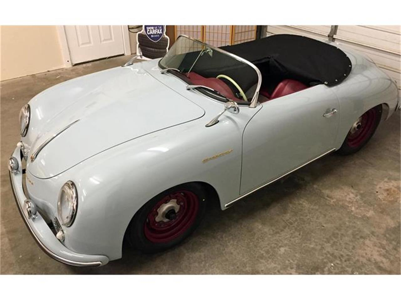 Large Picture of 1957 Porsche Speedster located in Alpharetta Georgia - $34,250.00 Offered by Muscle Car Jr - E92L