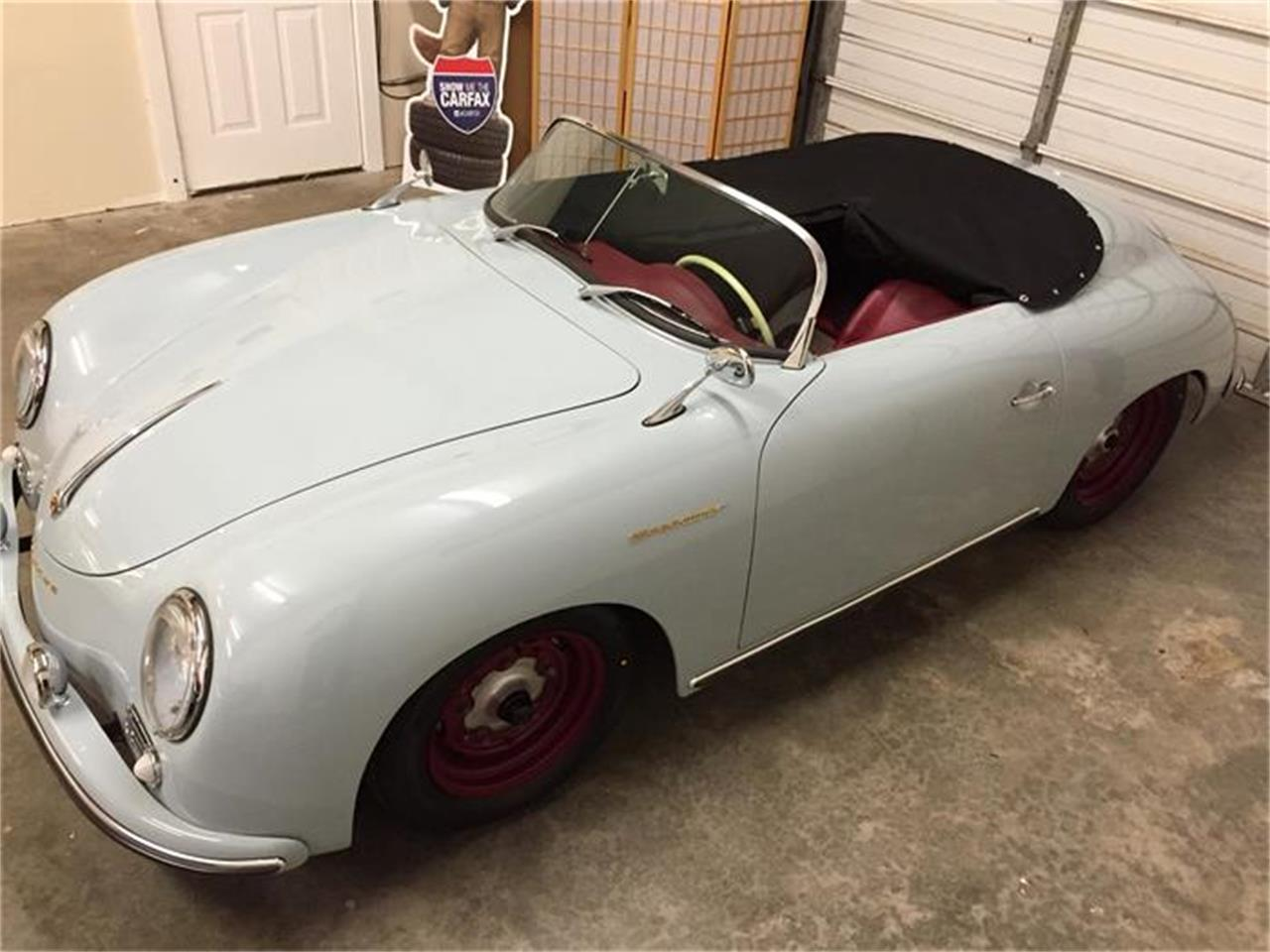 Large Picture of Classic 1957 Porsche Speedster located in Alpharetta Georgia - E92L