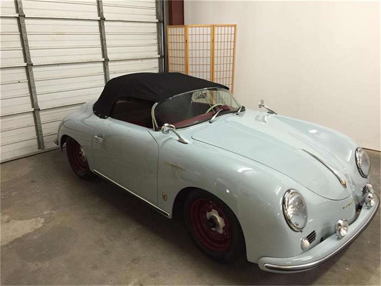 Large Picture of '57 Porsche Speedster located in Alpharetta Georgia - E92L