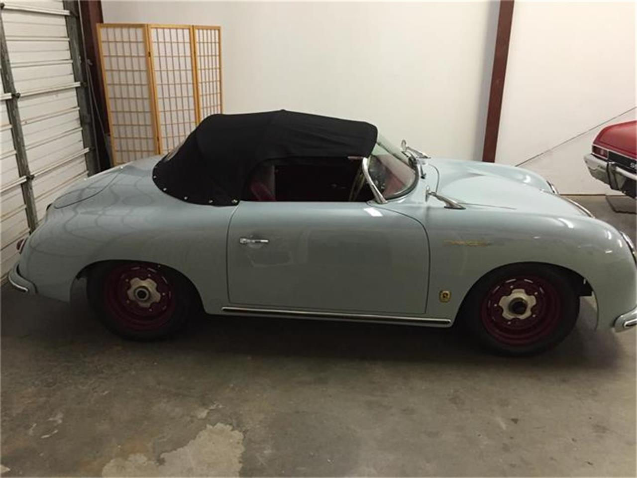 Large Picture of Classic 1957 Porsche Speedster - $34,250.00 - E92L