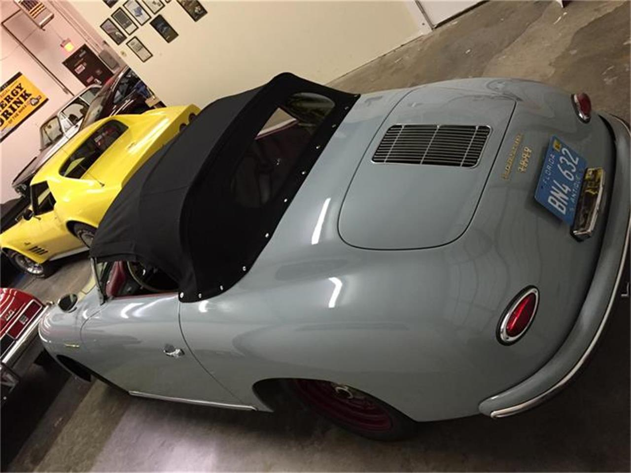Large Picture of '57 Porsche Speedster located in Georgia - $34,250.00 Offered by Muscle Car Jr - E92L