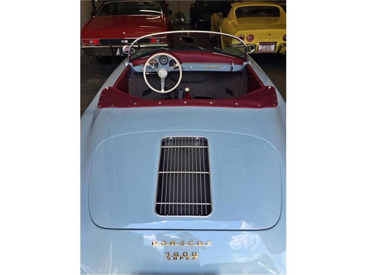 Large Picture of Classic 1957 Speedster located in Alpharetta Georgia - $34,250.00 Offered by Muscle Car Jr - E92L
