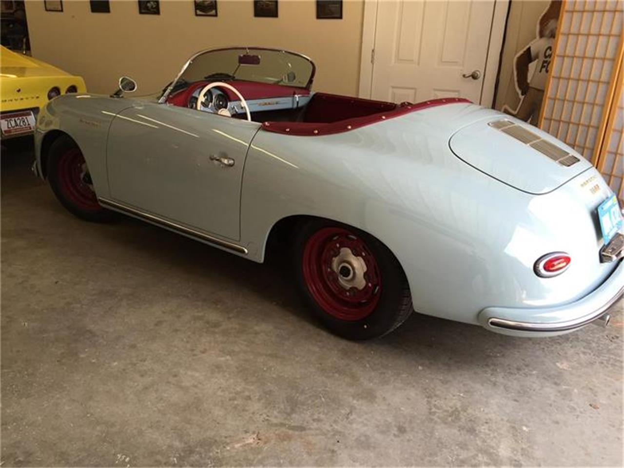 Large Picture of '57 Porsche Speedster located in Georgia Offered by Muscle Car Jr - E92L