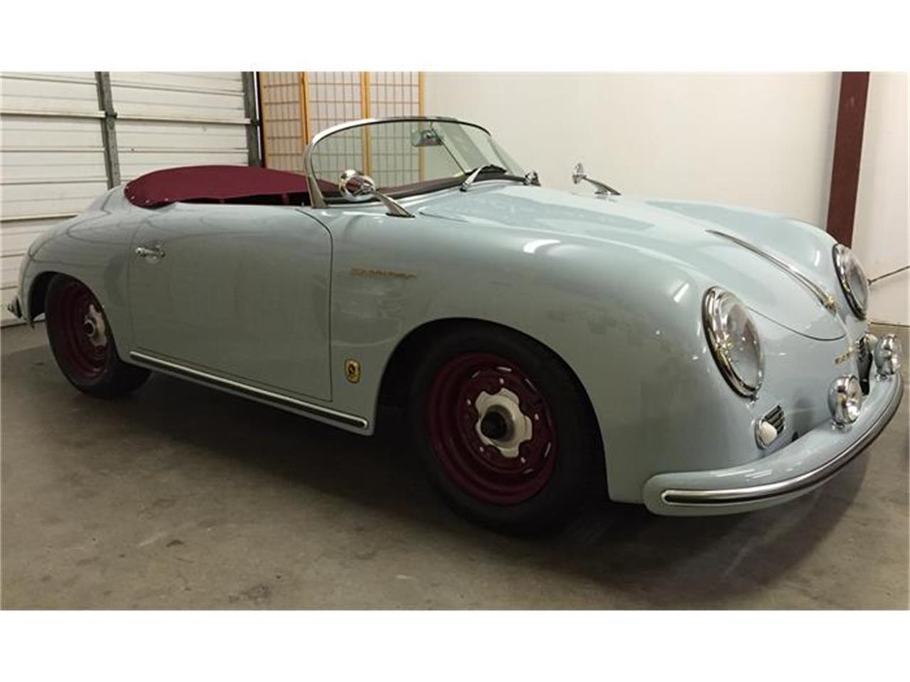 Large Picture of Classic 1957 Porsche Speedster - $34,250.00 Offered by Muscle Car Jr - E92L
