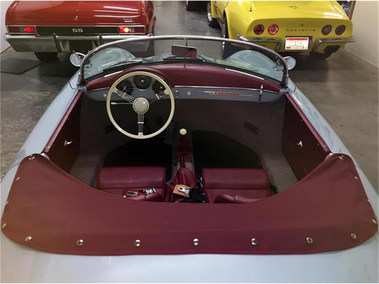Large Picture of 1957 Porsche Speedster - E92L