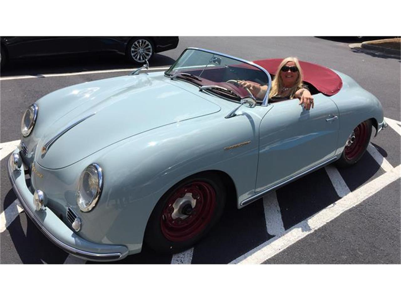 Large Picture of 1957 Porsche Speedster located in Georgia Offered by Muscle Car Jr - E92L