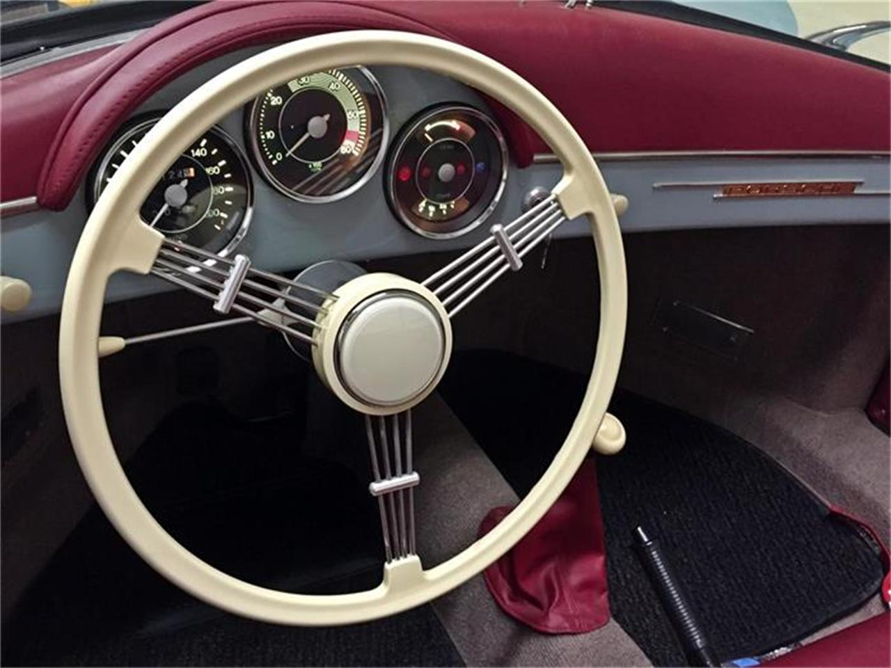 Large Picture of '57 Porsche Speedster located in Alpharetta Georgia - $34,250.00 - E92L