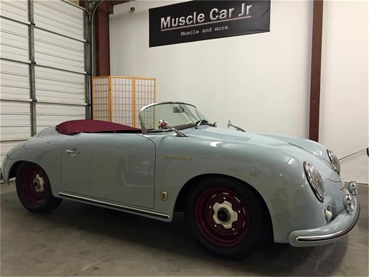 Large Picture of Classic 1957 Porsche Speedster Offered by Muscle Car Jr - E92L