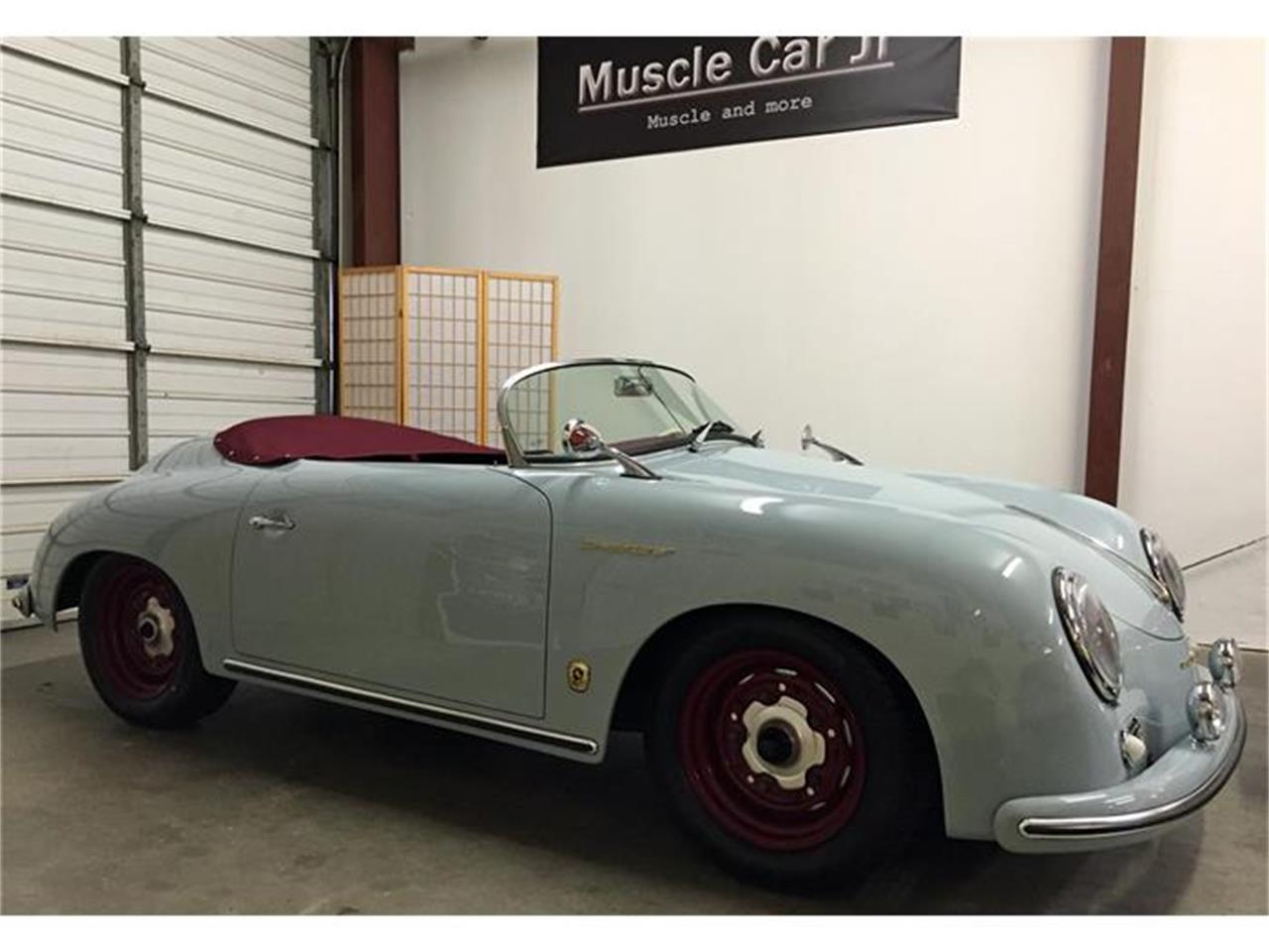 Large Picture of Classic 1957 Porsche Speedster located in Alpharetta Georgia - $34,250.00 - E92L