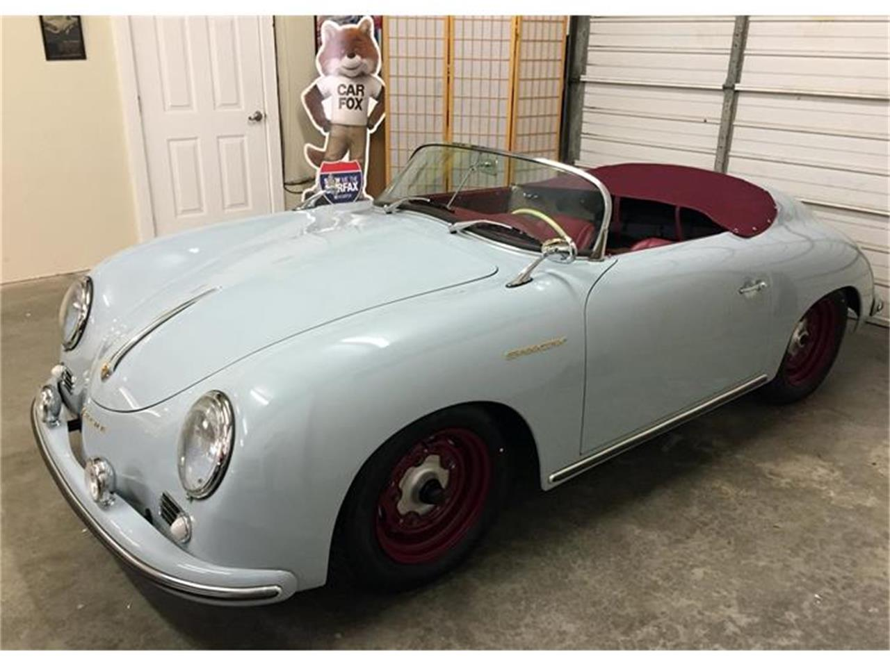 Large Picture of '57 Porsche Speedster located in Alpharetta Georgia Offered by Muscle Car Jr - E92L