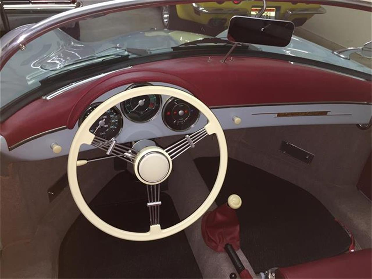 Large Picture of '57 Porsche Speedster located in Georgia - $34,250.00 - E92L