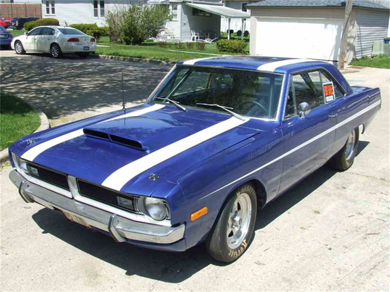 Large Picture of '71 Dart - E961