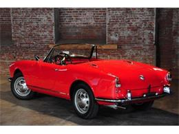 Picture of Classic '60 Alfa Romeo Giulietta Spider - $102,500.00 Offered by Chequered Flag International - E98E