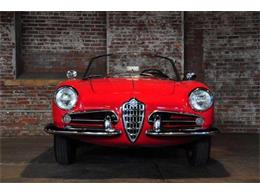 Picture of Classic '60 Alfa Romeo Giulietta Spider located in Marina Del Rey California - E98E