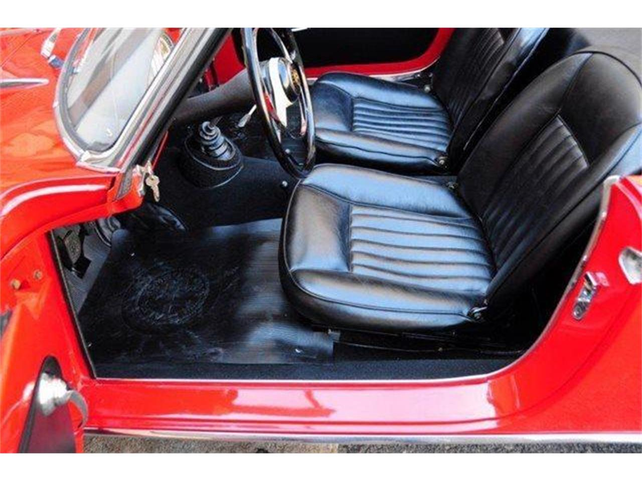 Large Picture of Classic '60 Giulietta Spider Offered by Chequered Flag International - E98E