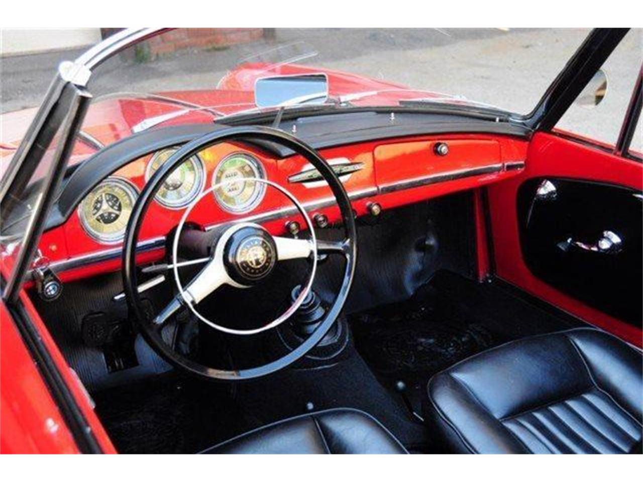Large Picture of Classic 1960 Giulietta Spider - E98E