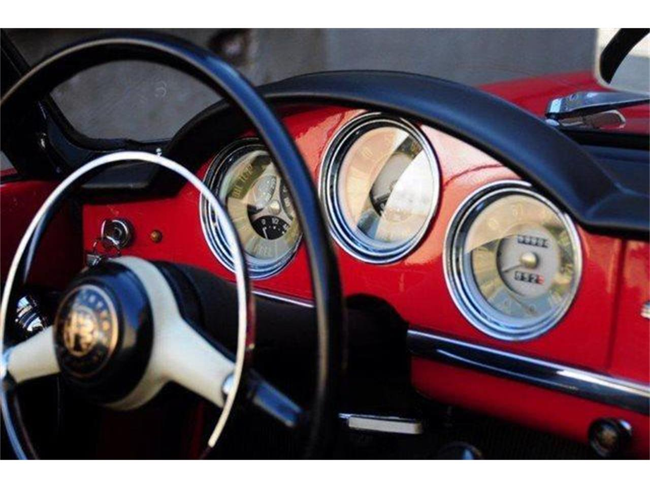 Large Picture of 1960 Giulietta Spider located in California - $102,500.00 - E98E