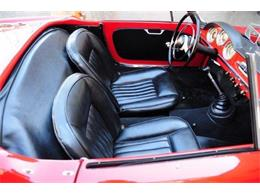 Picture of 1960 Alfa Romeo Giulietta Spider located in California - $102,500.00 Offered by Chequered Flag International - E98E
