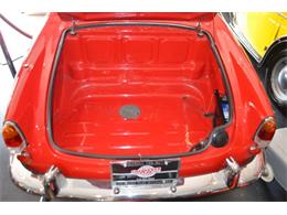 Picture of Classic 1960 Giulietta Spider located in California - $102,500.00 Offered by Chequered Flag International - E98E