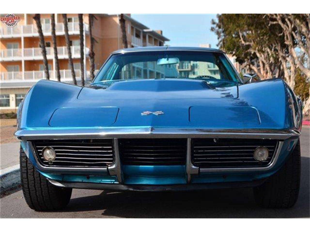 Large Picture of 1968 Chevrolet Corvette located in California Offered by Chequered Flag International - E99M
