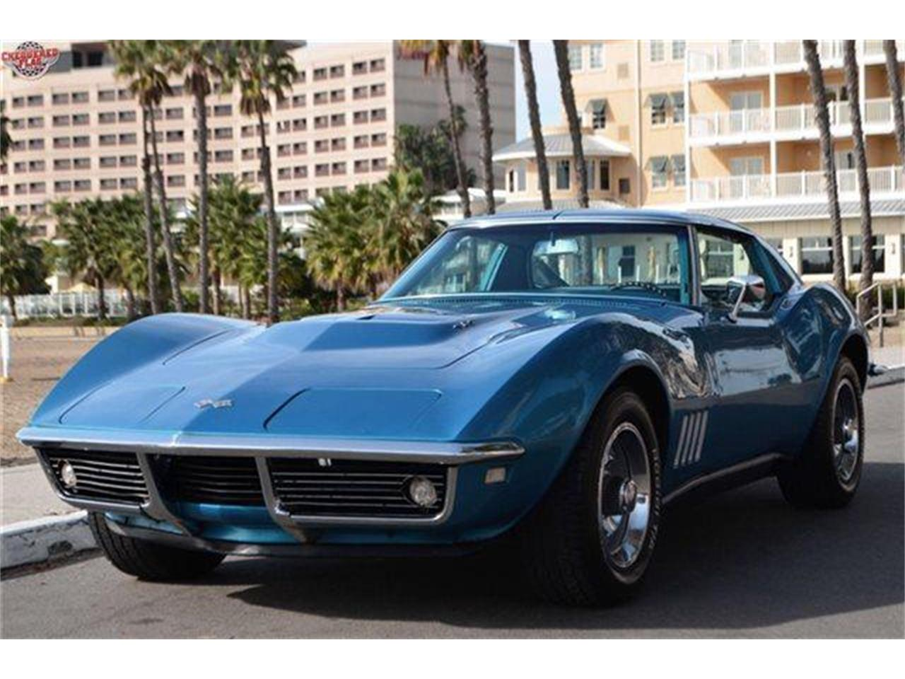 Large Picture of 1968 Chevrolet Corvette - $37,500.00 Offered by Chequered Flag International - E99M