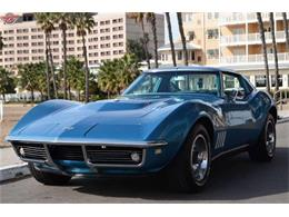 Picture of Classic 1968 Chevrolet Corvette Offered by Chequered Flag International - E99M